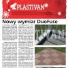 Biuletun informacyjny firmy PLASTIVAN | Listopad 2009