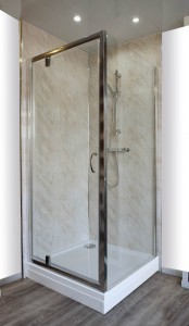 Cascade Shower enclosure 1