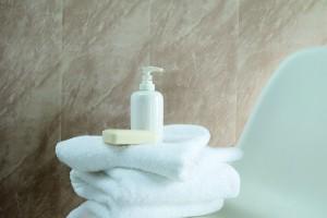 Sfeeropname badkamer detail